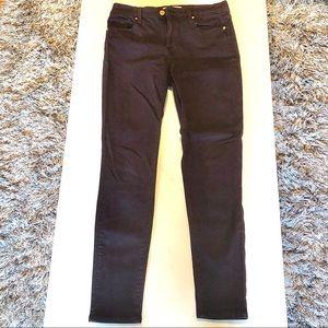 Gap Plum Skinny Jeans